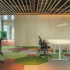 مكتب عمل أو دراسة تنفيذ The Room Studio