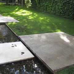 Jardins de fachada  por Waterscales