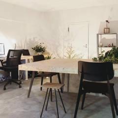 オフィス改装プロジェクト: CIRCLEが手掛けたオフィスビルです。