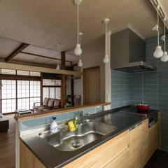Cocinas de estilo  por 株式会社JA建設エナジー