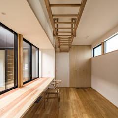 algedi: ポーラスターデザイン一級建築士事務所が手掛けた子供部屋です。,