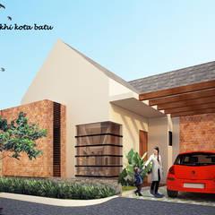 RZ HOUSE: Rumah oleh midun and partners architect,