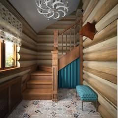 Stairs by студия Виталии Романовской