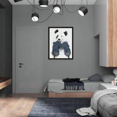 Nursery/kid's room by Дизайн Студия Katushhha