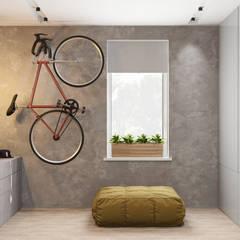 Corridor & hallway by Дизайн Студия Katushhha