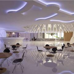 Z Tower in Dubai – Architectural design - S3DA Design:  Hotels by S3DA Design