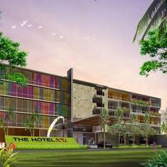 baliku hotel: Rumah oleh midun and partners architect,