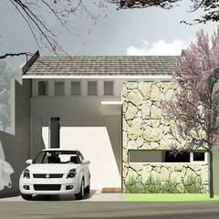 NY HOUSE: Rumah oleh midun and partners architect,