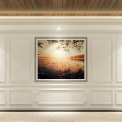 Interior Design (Wall Design): Kantor & toko oleh PT. Leeyaqat Karya Pratama, Modern