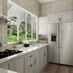 Kitchen by PT. Leeyaqat Karya Pratama