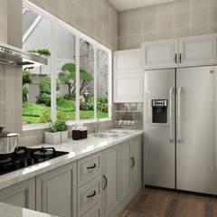 Kitchen Set Modern Klasik:  Dapur by PT. Leeyaqat Karya Pratama