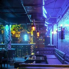 Bars & clubs by Katoch Infracity India Private Limited