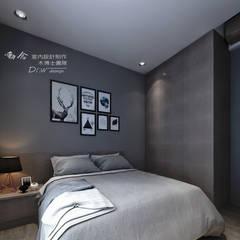 توسط 木博士團隊/動念室內設計制作 کلاسیک چوب صنعتی Transparent