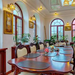 Изящность Балабаново: Столовые комнаты в . Автор – Antini Interior