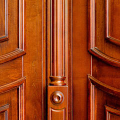 Wooden doors by Antini Interior, Classic