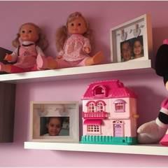 APARTAMENTO SAN LORENZO RESERVA: Habitaciones infantiles de estilo  por mutuo diseño interior