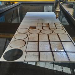 Floors by Transformaciones Metalicas y Manufacturas A y S, S.de R. L. de C. V.