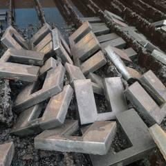 Balcón de estilo  por Transformaciones Metalicas y Manufacturas A y S, S.de R. L. de C. V.