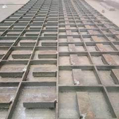 樓梯 by Transformaciones Metalicas y Manufacturas A y S, S.de R. L. de C. V.