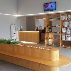 مستشفيات تنفيذ MIA arquitetos