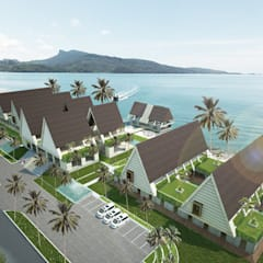 REHOSULAT NUSA BATUTU RESORT HOTEL:  Hotels by midun and partners architect