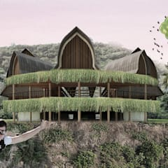 REHO MALOM WET TELU:  Hotels by midun and partners architect
