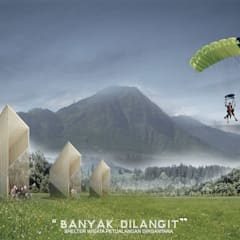 BL SHELTER:  Ruang Komersial by midun and partners architect