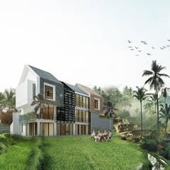 HAMUR AGIT ASAR : Rumah oleh midun and partners architect,