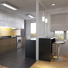 Built-in kitchens by Swish Design Works, Colonial