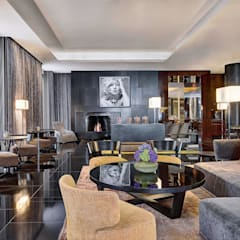 Bulgari Hotel and Residences:  Hotels by Squire and Partners