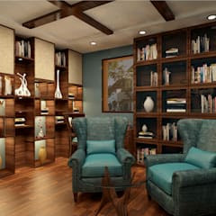 Study/office by MAD Design,
