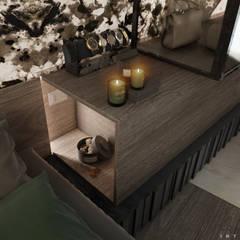 اتاق خواب by FRANCESCO CARDANO Interior designer