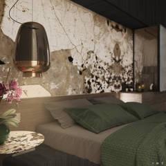 Phòng ngủ by FRANCESCO CARDANO Interior designer