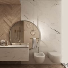 Kamar Mandi by FRANCESCO CARDANO Interior designer