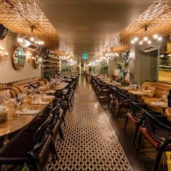DESTONE YAPI MALZEMELERİ SAN. TİC. LTD. ŞTİ.  – GREY FOOD & DRINK:  tarz Bar & kulüpler