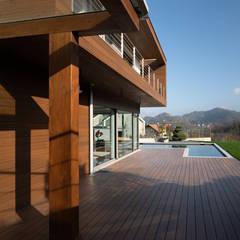 Kolam renang infinity by fabio licciardi architetto