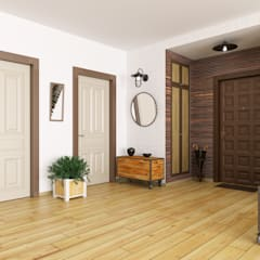Wooden doors by Grupo Corpe®, Modern