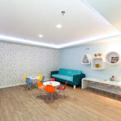 Nursery/kid's room by ORNA  ARQUITETURA E INTERIORES