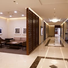 Commercial Projects:  Hotels by Arka Interiors