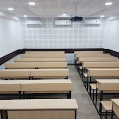 Commercial Projects:  Schools by Arka Interiors