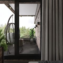 Balcony by Ambient3d