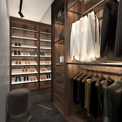 Dressing room by Ambient3d ,