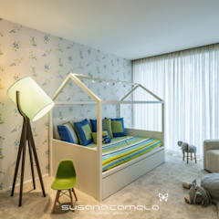 Boys Bedroom by Susana Camelo