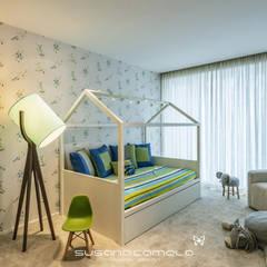 ห้องนอนเด็กชาย by Susana Camelo