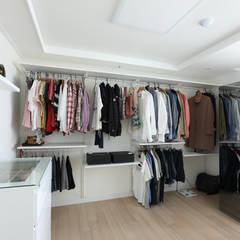 Dressing room by 카멜레온디자인