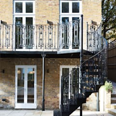 Balcony by British Spirals & Castings