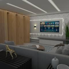 أجهزة إلكترونية تنفيذ Taís Fernández - Designer de Interiores