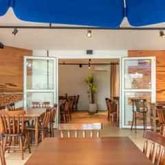 مطاعم تنفيذ Taís Fernández - Designer de Interiores