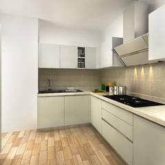 KITCHEN:  Kitchen by MAD Design