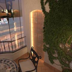 Balcony by Orkun BULUT Tasarım